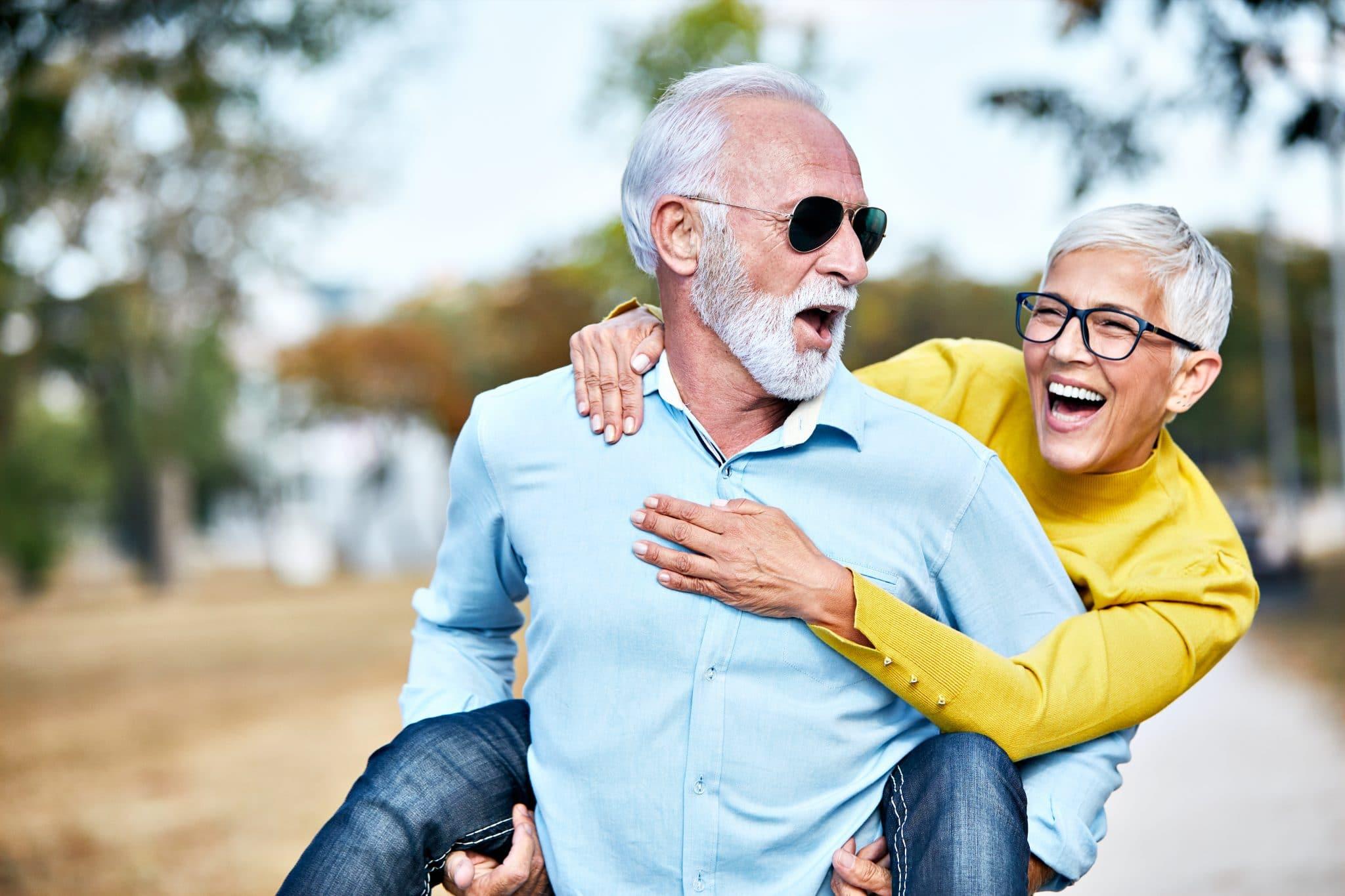 Moderne Zahnmedizin für Best Ager